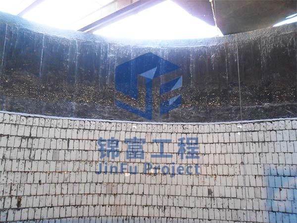 烟囱脱硫防腐