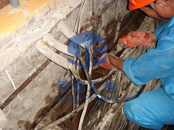 钢板水下切割