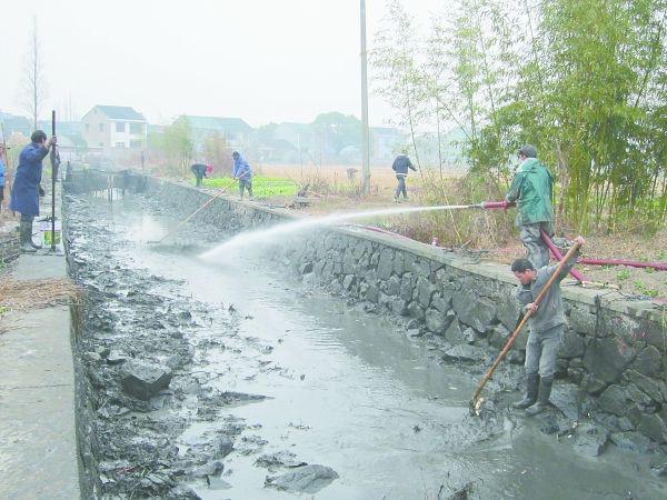 盐城河道清淤