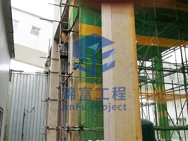 建筑外墙保温施工